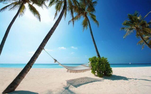 Мальдивы - пляжный отдых