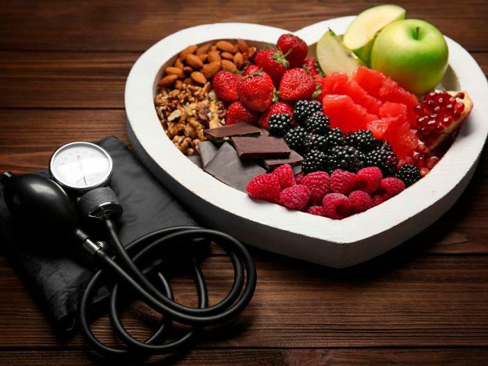 15 продуктов полезных для сердца