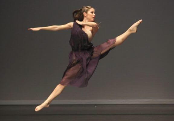 Современный танец контепморари дэнс