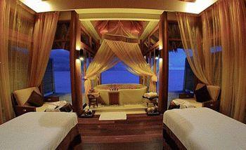 спа отдых на Мальдивах